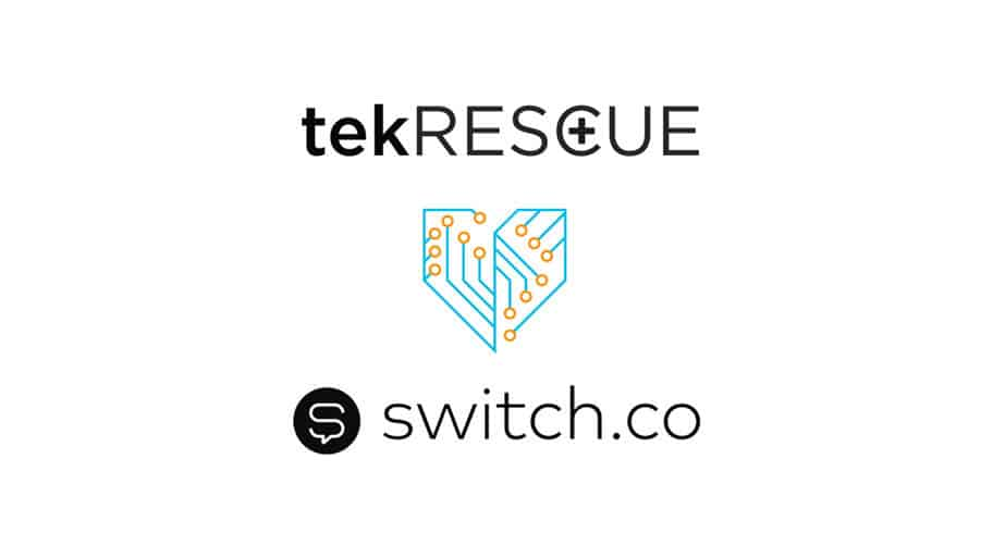 tekRESCUE loves switch.co
