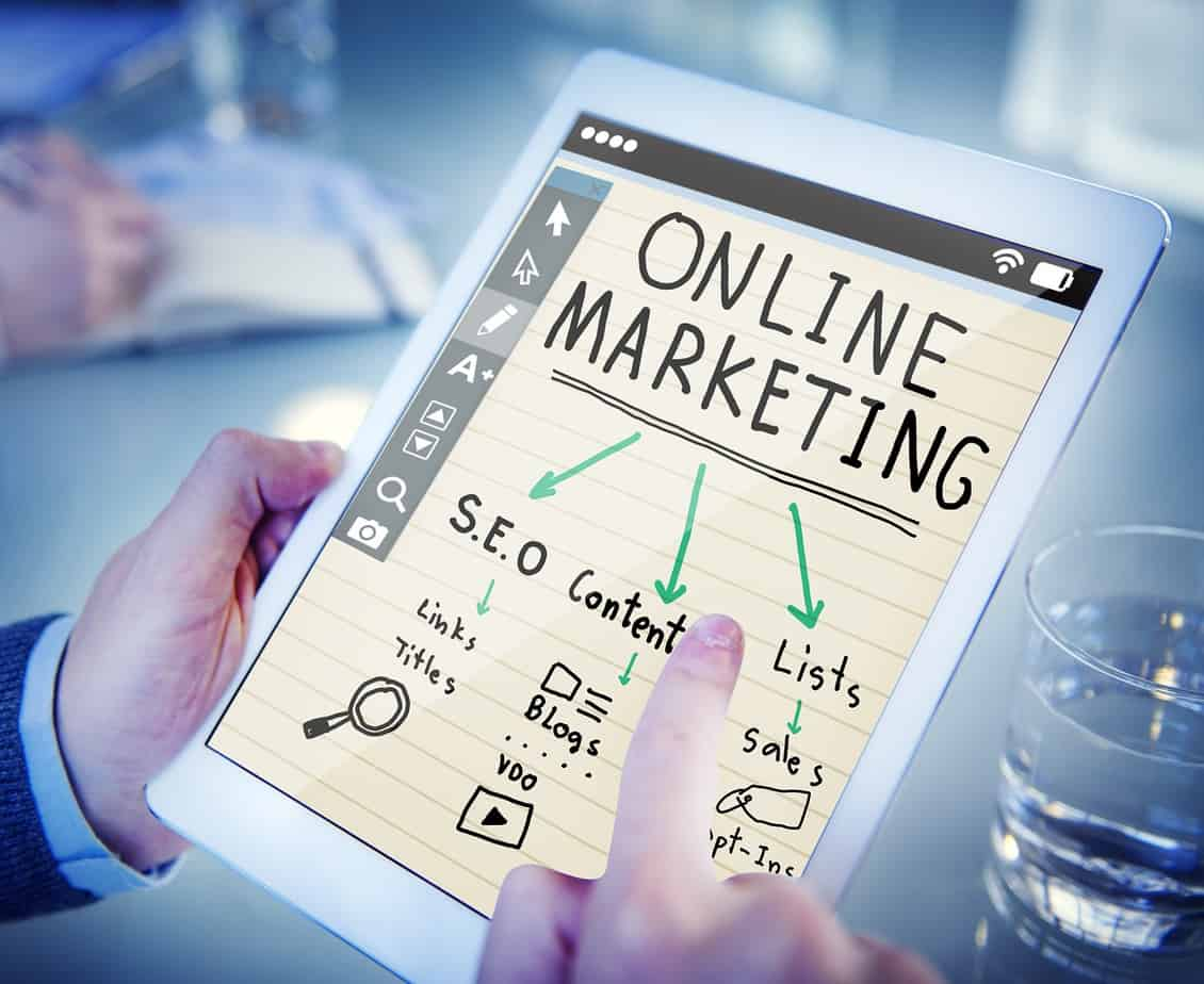 Combining Your Physical Marketing with Online Marketing and SEO