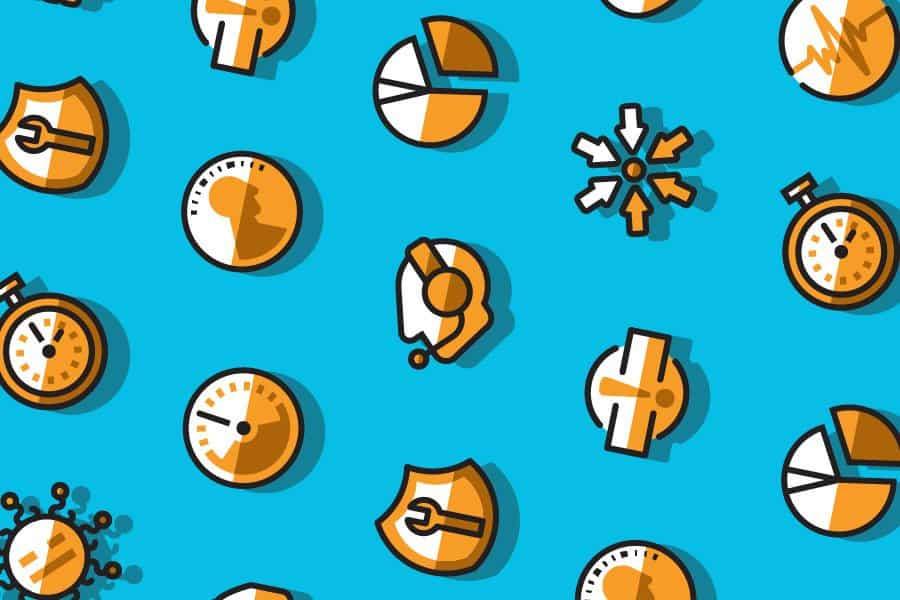 Managed IT Icons