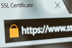 SSL Certification